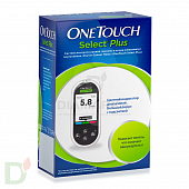 Глюкометр ВанТач Селект Плюс (OneTouch Select Plus) акция